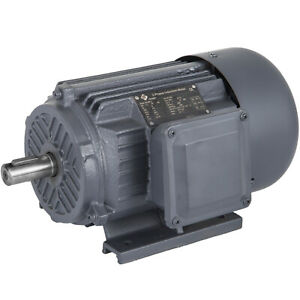 2.2kw 3HP 2800rpm shaft 24mm Electric motor Three-phase 415v