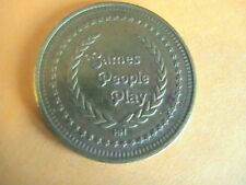 Games People Play Token