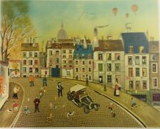 Tour St. Jacques by Eugene Valentin