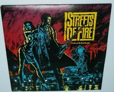 STREETS OF FIRE music from original motion picture ( soundtrack ) Lp Record