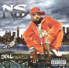 Nas : Stillmatic Rap/Hip Hop 1 Disc Cd