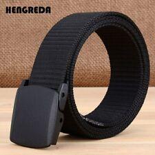Cinturon Trabajo Tactico Estilo Militar Correas Cinturón ajustable Para Hombres