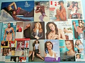 Brooke Shields 60+ Great Clippings Some Vintage L@@K!