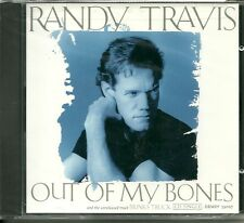 Out of My Bones [Single] by Randy Travis (Country) (CD, Mar-1998, Dreamworks Nas