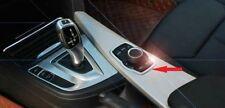 BMW Multimedia Edelstahl Blende Abdeckung Rahmen 1er 3er F15 F20 F30 F34 F31 X