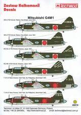 Techmod 1/48 Mitsubishi G4M1 Betty Part 1 # 48816