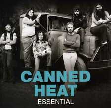CANNED HEAT - ESSENTIAL CD ~ GREATEST HITS / BEST OF ~ 60's BLUES ROCK *NEW*