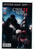 Spider-Man 2099 - Civil War ll #14 NM David Sliney Rosenberg Marvel Comics MD 11