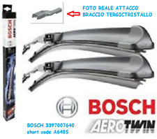 2 SPAZZOLE TERGI ANT. BOSCH FORD FOCUS III TURNIER dal 2011>  3397007640 A640S