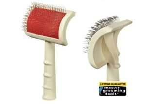 Master Grooming Tools UNIVERSAL PET SLICKER BRUSH SMALL*Compare to Oscar Frank