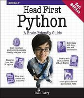 Head First Python: By Barry, Paul