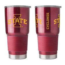 Iowa State Cyclones 30oz Ultra Travel Tumbler [NEW] NFL Cup Tea Drink Mug Coffee