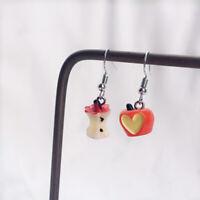 Fashion Women Asymmetry Resin Fruits Drop Dangle Earrings Statement Jewelry GiUK