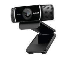 Logitech C922 PRO STREAM Webcam Video Autofocus 1080p Stereo Mic with Tripod