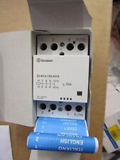 Finder 4NO DIN Rail Non-Latching Relay, 125V ac Coil, 63A - P1 - 8002893