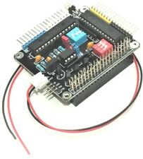 Raspberry Pi HAT - 32 I/O Port Expander - MCP23017 - I2C - Black