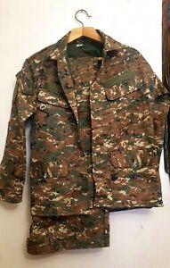 Armenian Camouflage Uniform