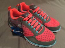 Women Champion Size 9 Gray, Coral, Turquoise Tennis Shoe. New with Tags!