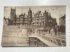 Hotel De Paris, Cromer . Postcard