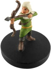 D&D mini FOREST GNOME RANGER (Female) Dungeons & Dragons EE Pathfinder Miniature