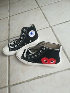 converse cdg homme