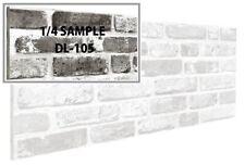 3D Wall Panel - Brick Effect 3D Luxury Wall  Decor Polystyrene - DL-105