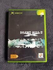 Jeu xBox Silent Hill 2 en Excellent état et fonctionnel