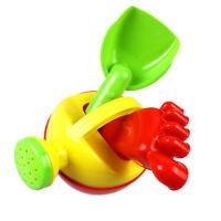 1set Kids Flower Pot Sand Beach Toys Baby Bath Water Toys Educational Too U_X