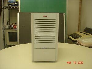 DEC MICROVAX 3100-88 PEDESTAL W/ 128MB RAM NO HDD, WORKS GREAT 49DCM-A9
