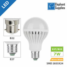 Unbranded 7W LED Light Bulbs