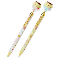 Japan Sanrio Pompompurin Mascot Mechanical Pencil / Ballpoint Pen (Pudding)