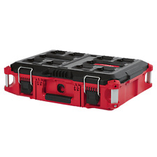NEW MILWAUKEE 48-22-8424 75LB CAPACITY JOBSITE TOOL PACKOUT ORGANIZER SALE
