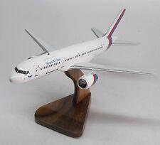 B-757 Nepal Airlines Boeing Airplane Dried Wood Model Regular New