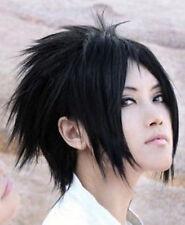 Kuroshitsuji Cosplay wigs Black Butler Grell Sutcliff wig anime Party Wigs +cap