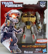 GRIMLOCK Transformers Generations Fall of Cybertron Voyager Class Figure 2012