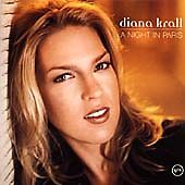 Diana Krall : One Night in Paris - Uk Special Edition With Bonus Track CD