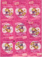 Prinzessin Lillifee und das kleine Reh / sticker /25 Tüten Sticker / Blue Ocean