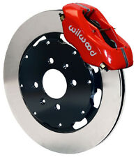 "WILWOOD DISC BRAKE KIT,FRONT,MAZDA MIATA MX-5,11"",RED"