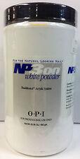 Opi L2000 Traditional White 23.3oz 660g Acrylic Powder * Sealed * Salon Special