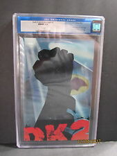 D.C. 2001 Dark Knight Strikes Again #1 CGC 9.8 NM/MT WHITE Pages Frank Miller