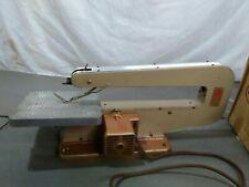 Dremel Moto jig saw Model 15-2 Scroll Jig Saw 1.3 amp no blade working tool wood