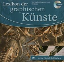 Encyclopedia of the graphischen Künste CD - ROM small digital Library no. 25