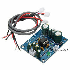 DC 12V 24V NE5532 OP-AMP HIFI Audio Pre AMP Amplifier Signal Amplification Board