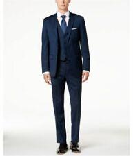 Pantaloni da uomo blu Calvin Klein