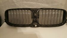 2016 2017 2018 BMW 7 Series 740i 750i Front Bumper Air Shutter Grille OEM Grill
