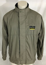 Harvest Partners Investment Firm Full-Zip Sage Green Jacket K-Products Men's XL