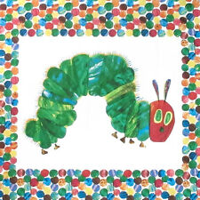 """ANDOVER """"THE VERY HUNGRY CATERPILLAR"""" GROWING UP PANEL Multi"""