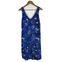 Sussan Womens Dress Size 12 Floral Multicoloured Good Condition