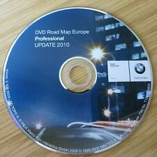 BMW DVD Road Map Europe Professional UPDATE 2010