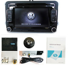 Autoradio VW RCD510 CD AUX USB SD CODE Tiguan Passat Polo Golf Caddy SKODA CC